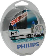 Philips h1 X-Treme Vision hasta 130% más luz 2 trozo de auto lámparas KFZ
