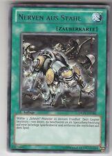 YU-GI-OH Nerven aus Stahl Rare DRE-DE086