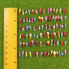 P150 Neu 100 × verschiedene Figuren Spur N 10mm