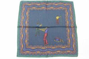 Silk pocket handkerchief made in Italy