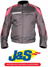 Frank Thomas Men Adjustable Fit Motorcycle Jackets