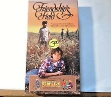 Friendship's Field (VHS 1996) FEATURE FILMS FOR FAMILIES