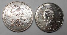 NEW CALEDONIA 20 Francs 2003   BU