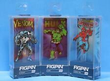 Figpin Classic Marvel Venom #498 1st Edition Hard Case {Pre-Order} Venom Spider