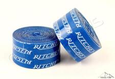 "Ritchey MTB Bike Snap-On Rim Tape Set 29"" 700c x 20mm Blue One Pair 29er"