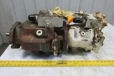 Brueninghaus Aa10vs0 Variable Axial Piston Double Hydraulic Pump Stack