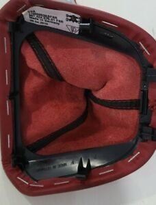 Porsche 987 997 Boxster Cayman Carrera 911 Red OEM Leather Shift Boot