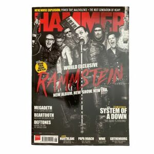 Metal Hammer Issue 296 - Rammstein Megadeth, System Of A Down, Ghost