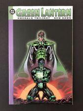 Green Lantern Emerald Twilight New Dawn DC TPB New and Unread