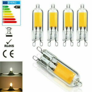 G9 LED light COB Bulb Cold white Warm white light bulb Replace halogen lamp
