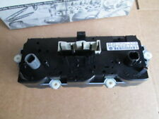 Genuine OEM VW Car A/C & Heater Controls