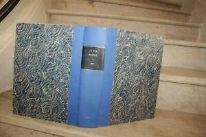 mode pratique année 1939 complète relié en 53 n° avec couvertures conservées