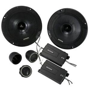 "Kicker CSS654 6.5"" 300W Car Speakers [CSS65]"