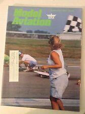 Model Aviation Magazine Monocoupe & Sandpaper Science November 1991 041717nonrh