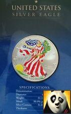 2000 Stati Uniti $1 UN DOLLARO MILLENNIUM argento Proof Eagle Walking Liberty