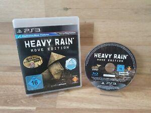 Heavy Rain: Move Edition (Sony PlayStation 3, 2010)
