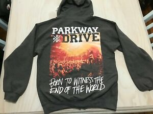 Parkway Drive Witness the End Hoodie Good Condition Size Medium