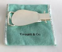 RARE! Vintage Tiffany & Co. Sterling Silver .925 Foldable Shoe Horn