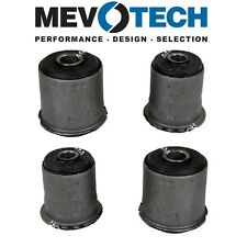 Set of 4 Rear Upper Control Arm Bushings Mevotech For Buick Chevrolet Pontiac