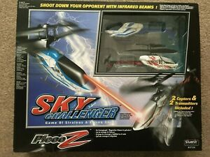 Silverlit Sky Challenger Helicopter Flying Game of Strategy & Skill - Ages 10+