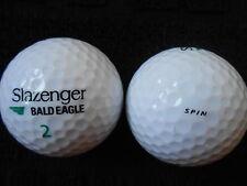 """20 Slazenger Bald Eagle - """"SPIN"""" Balles de golf - """"PEARL/A"""" grades."""