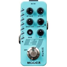 Mooer E7 Polyphonic Guitar Synth Pedal Micro Series Compact Guitar Effects Pedal