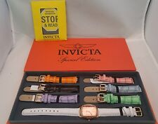 GENUINE INVICTA LUPAH THE LAST WORD TRINITE SPECIAL EDITION LADIES WATCH 14566