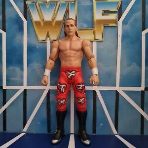 Shawn Michaels - Basic Series - WWE Mattel Wrestling Figure (a)