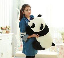 Sprawled Panda Stuffed Animals Plush soft Toys Doll Novel kids Xmas Gift 70cm