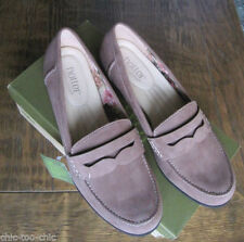 Hotter 100% Leather Casual Flats for Women