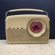 Original Vintage 1950's Bush Radio TR82/C Case & Handle - Brown