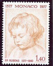 STAMP / TIMBRE DE MONACO  N° 1100 ** RUBENS / PORTRAIT D'ENFANT