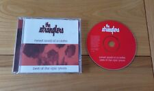 The Stranglers Sweet Smell Of Success 2003 CD Album Punk Rock New Wave