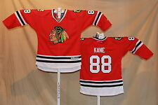 Patrick Kane CHICAGO BLACKHAWKS Reebok NHL Premier JERSEY Youth Small/Medium NWT