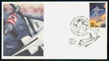 Mayfairstamps US FDC 1992 Space Achievements Edken Space First Day cover wwf7918