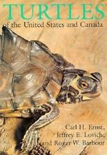 Turtles of the United States and Canada by Carl H. Ernst, Jeffrey E. Lovich and