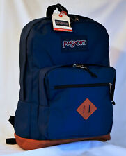 New JanSport City View Laptop Backpack -- Navy