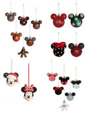 Disney Mickey Mouse Christmas Tree Bauble Advent & Ornaments Decorations Primark