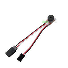 RC Plane Finder Signal Lost Alarm Beeper Receiver Powered Helicopter Car Model