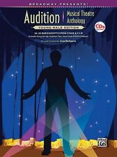 Broadway Presents! Audition Musical Theatre Anthology: Young Male Edit 000322356