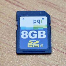 PQ1 - 8GB - SD SDHC Memory Card - BARGAIN - Free Post