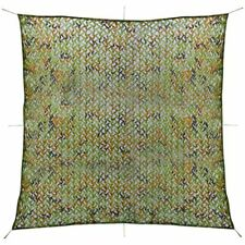 vidaXL Camouflage Netting with Storage Bag 4x4m Hunting Shooting Cover Shelter
