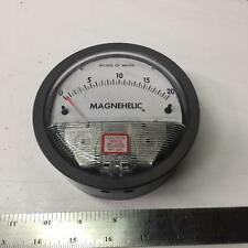 Dwyer Instruments Magnehelic Gauge Cat# 2020C