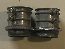 Listing is for (1) EMT Set Screw Connector, 1-1/2""