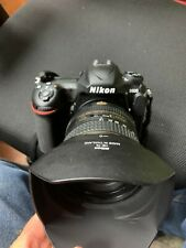 Nikon D D500 20.9MP Digital SLR Camera - 3 lens included