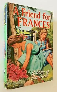 A Friend For Francis By P.M. Warner (Hardback, 1961) With Dust Jacket Vintage