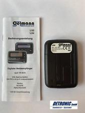 Oelmann LX4 Funkmelder / Pager mit Batterie 460-470Mhz