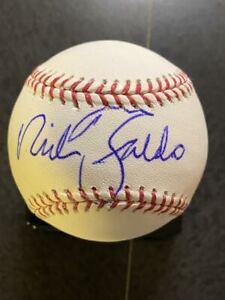 NICK FALDO signed / autographed Major League Baseball ~ Pro Golfer ~ JSA/COA