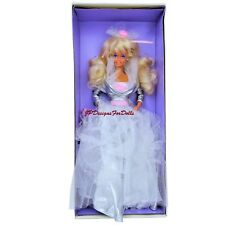Special Limited Edition 1991 Applause Barbie Doll New in very worn Box