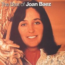 Joan Baez The Best of Joan Baez Cassette Tape 1995 Vanguard Records